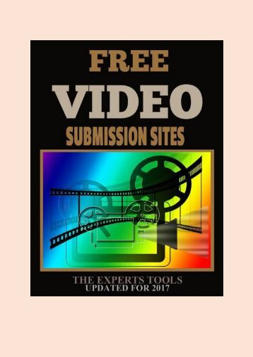 9 Free Video Submission Sites