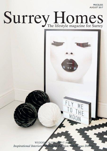 Surrey Homes | SH34 | August 2017 |  Wedding supplement inside