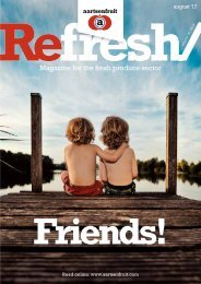 Refresh Friends augustus 2017 UK