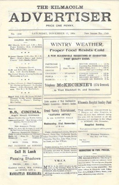 17 November 1934