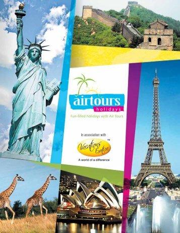 Mafat Patel - Air Toursinc Holidays