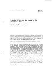 Chavannesbeardlesschrist (PDF)