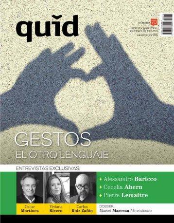Revista Quid 70