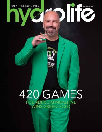 Hydrolife Magazine August/September 2017 [USA Edition]