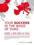 stay online with europe's shopping centers, and become ... - artware - Page 4
