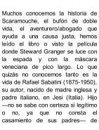 RAFAEL SABATINI   --SCARAMOUCHE-- - Page 2