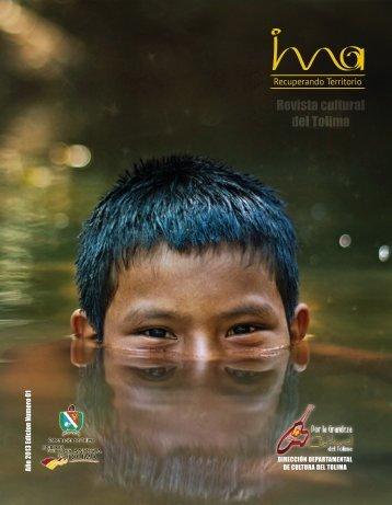 Revista Cultural IMA. Año 2013 - Edición Número 00