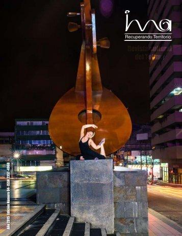 Revista Cultural IMA. Año 2015 - Edición Número 04