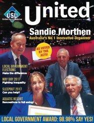United magazine Winter 2017