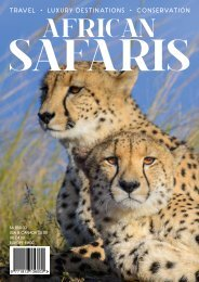 African Safaris issue 33