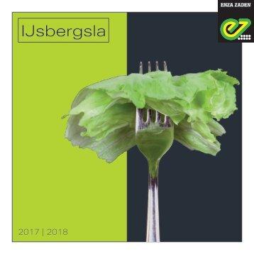 Brochure IJsbergsla 2017 | 2018