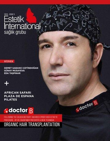 Estetik International 5.sayı