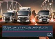 Eficiencia en el transporte de distribución