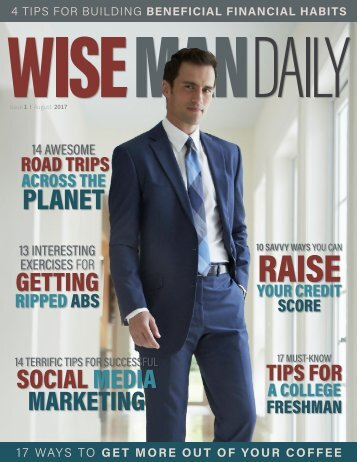 Wise Man Daily - August 2017