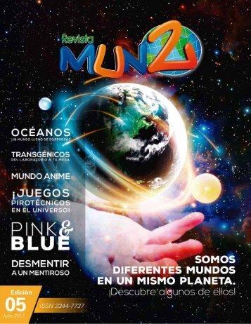 Revista Mun2 - Quinta Edición