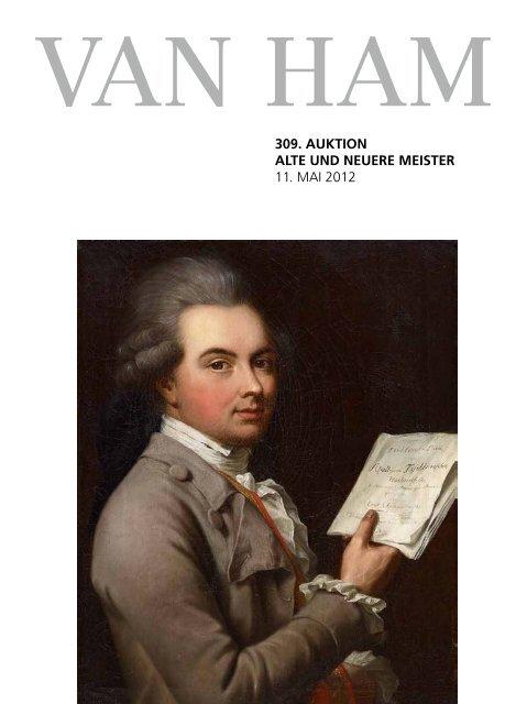 309. Auktion Alte und neuere Meister - VAN HAM Kunstauktionen