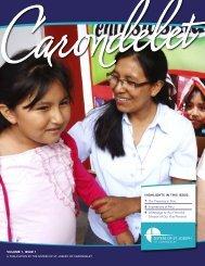 2016 Carondelet Magazine