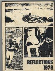 HOOVER JR HIGH SCHOOL 1976 Reflections