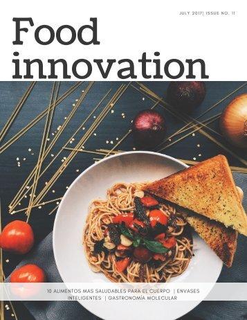 food innovation 2
