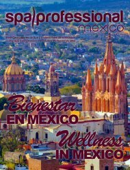 Spa & Wellness MexiCaribe 19, Otoño 2015