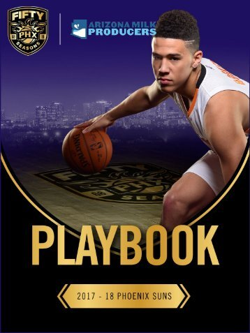 2017-18 Phoenix Suns Playbook_AZMP