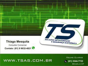 PORTFÓLIO - TS (Thiago Mesquita)