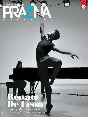 Prazna Magazine Agosto 2017