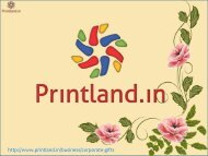 Buy Promotional and Corporate Gifts with Custom Printing Online in India – PrintLand.in