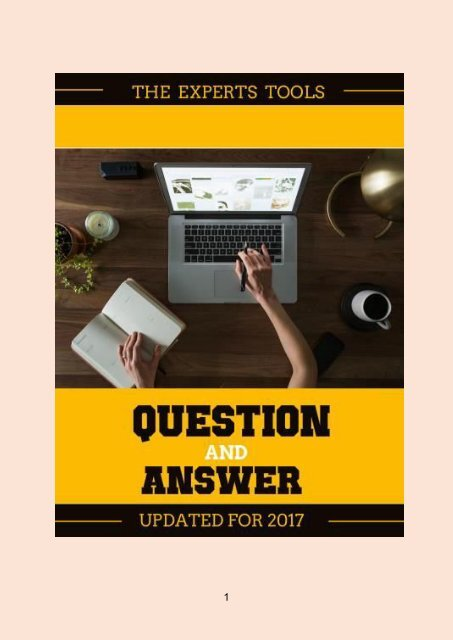5 Question and Answer