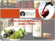 Biodynamic Wine   Chemical Free Wine