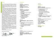 Vorwort Programm - Schwarzwald-Baar Klinikum Villingen ...