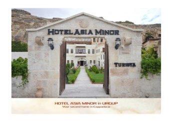 asia minor hotel broshure