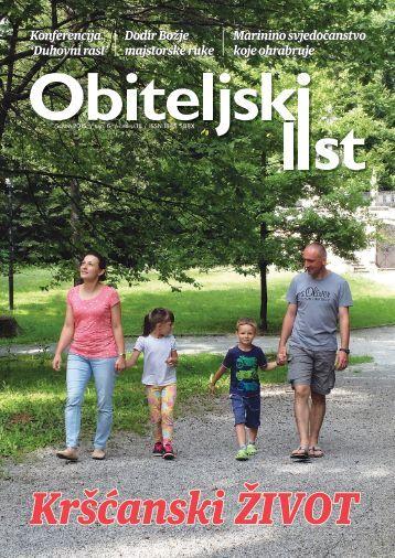 Obiteljski list br. 6