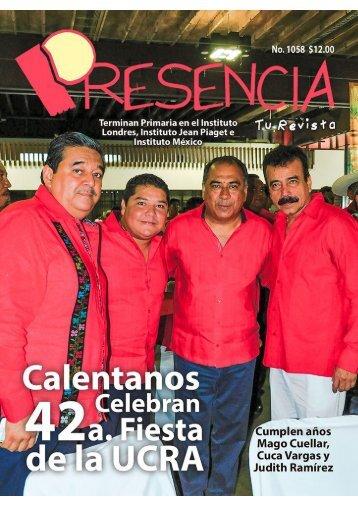 Revista Presencia Acapulco 1058