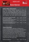 Dranken en Borrelhapjes Magazine - Bieren Danscafé Persee 2017 - Page 7