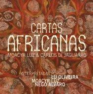 Cartas Africanas - Animação (Encarte)