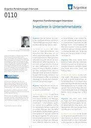 Investieren in Unternehmertalente - AXA IM