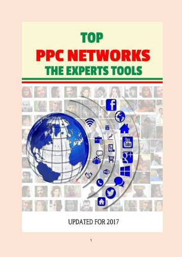 5 TOP PPC NETWORKS