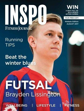 INSPO Fitness Journal August 2017