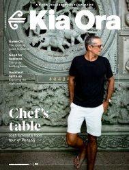 Kia Ora Sept Issue