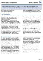 Key Investor Document - Sauren Global Hedgefonds Opportunities ...