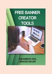 9 Free Banner Creators Tools