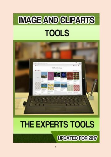 26 Image and Cliparts Tools