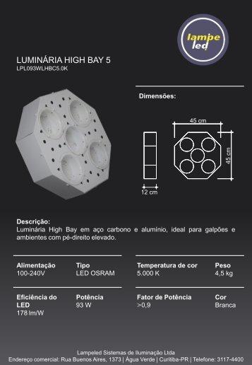 Luminaria High Bay 5