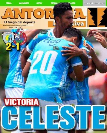 Antorcha Deportiva 276