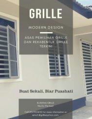 Catalog Grille - Dinies Enterprise