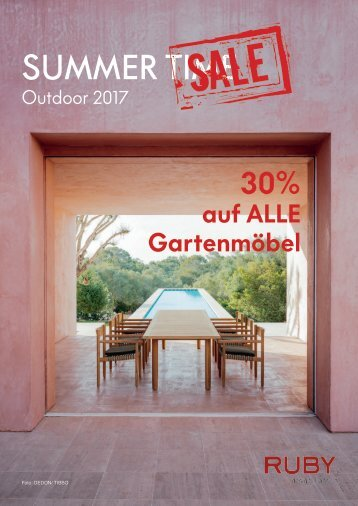 Ruby Outdoor SALE 2017