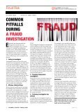 COMMON PITFALLS DURING A FRAUD INVESTIGATION BY ROBIN SiNGH - Page 2