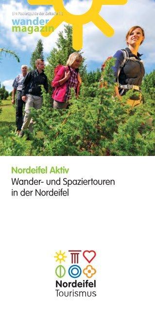 Pocketguide Wander- und Spaziertouren