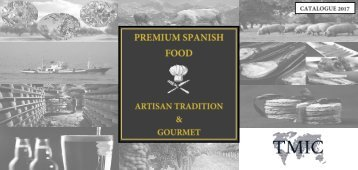 TMIC_Spanish Gourmet Products_Catalogue 2017